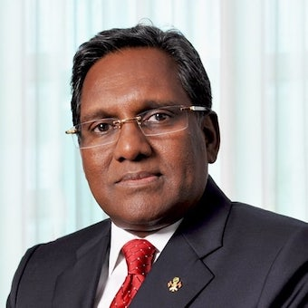 H.E. Dr. Mohamed Waheed Hasan
